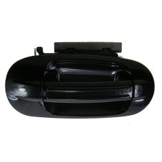 2003-09 Ford Expedition Gloss Black Outside Door Handle RR