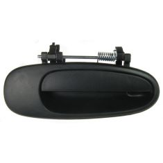 1993-97 Corolla Ext Door Handle RR (Textured Black)