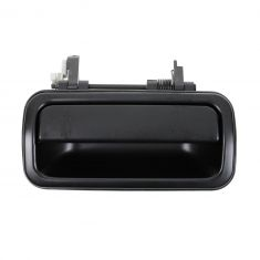98-04 Isuzu Rodeo; 99-02 Passport Rear Outside Smooth Black Door Handle RR
