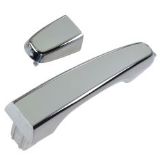 08-09 Pontiac G8 Outside Chrome Plated Door Handle RF = RR