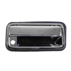 92-99 GM Suburban; 94-99 Tahoe; 92-99 Yukon Rear Cargo Door Outer Chrome Handle RR