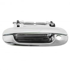 98-04 Cadillac Seville; 00-05 Deville; 06-11 DTS Front Outside All Chrome Door Handle LF
