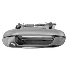 98-04 Cadillac Seville RF; 00-05 Deville; 06-11 DTS Front Outside All Chrome Door Handle RF = RR