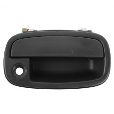 95-02 Kia Sportage Front Textured Black Outside Door Handle (w/Keyhole) RF