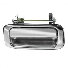 91-97 Toyota Land Cruiser Rear Chrome Exterior Door Handle LR