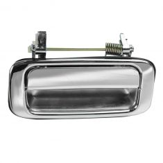 91-97 Toyota Land Cruiser Rear Chrome Exterior Door Handle RR