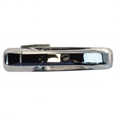 09-13 Dodge Ram 1500; 10-13 2500 3500 Outer Chrome Door Handle (w/o Keyhole) RF