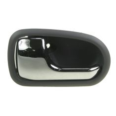 95-03 Mazda Protege Chrome & Gray Inside Door handle LF & LR