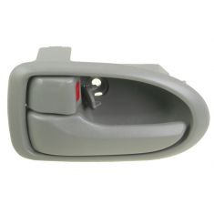 2000-06 Mazda MPV Gray Inside Door Handle LF