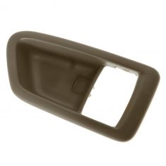 97-01 Toyota Camry Tan Inside Door Handle Bezel RH