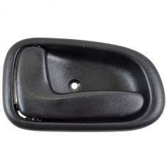 93-97 Toyota Corolla Inside Door Handle Black LF = LR