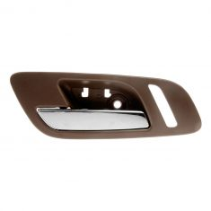 07-12 GM Full Size PU & SUV (w/Htd Seat & w/o Memory) Frnt Door Inside Handle (Cashmere & Chrome) LF