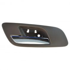 07-12 GM Full Size PU & SUV (w/o Htd Seat or Memory) Front Door Inside Handle (Cashmere & Chrome) LF