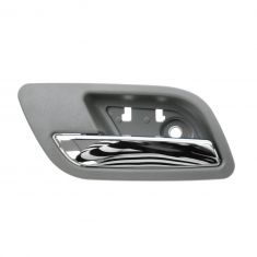 07-12 GM Full Size PU & SUV Rear Door Inside Handle (Titanium & Chrome) LR