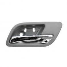 07-11 GM Full Size PU & SUV Rear Door Inside Handle (Titanium & Chrome) RR