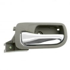 03-07 Honda Accord Sedan Rear Inside Taupe Door Handle LR