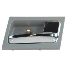 03-05 Crown Victoria, Grand Marquis; 03-04 Marauder Inner Flint & Chrome Door Handle RF = RR