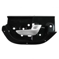 05-09 Volvo S60 Rear Inner (Black Hsg w/Chrome Lever) Door Handle RR