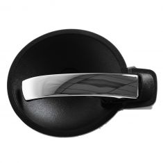 08-10 Dodge Charger; 07-08 Magnum Inner (Black Bezel w/Chrome Lever) Door Handle RF = RR