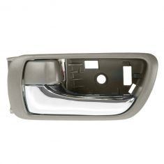 02-06 Toyota Camry Brown w/Chrome Lever Inside Door Handle LF = LR