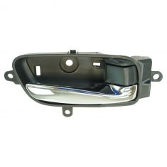 13-15 Nissan Altima, Pathfinder Front or Rear Door Chrome & Black Inside Door Handle RH