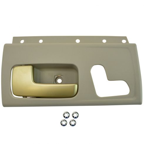 2003 11 lincoln town car interior door handle 1adhi01232 - Lincoln town car interior door parts ...