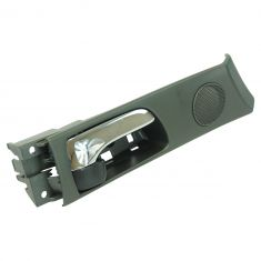 02-03 Lexus ES300; 04-06 ES330 (w/o Memory Adjust) Front Inside Black & Chrome Door Handle RF