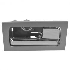 09-14 Ford F150 w/Power Locks Inside Platinum w/Chrome Pull Door Handle RF = RR (Ford)