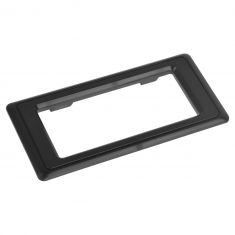 87-96 Dodge Dakota Inside Door Handle Black Trim Bezel LH = RH (Mopar)