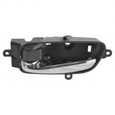 13-15 Nissan Altima, Pathfinder Front or Rear Door Chrome & Black Inside Door Handle LH (Nissan)