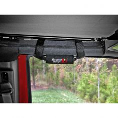 Neoprene Grab Handles, Black, 55-14 Jeep CJ and Wrangler