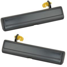 1982-92 Chevy Camaro Exterior Door Handle Pair