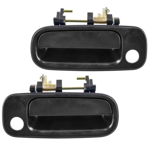 How To Install Replace Front Outside Door Handle Toyota Camry 92-96 ...