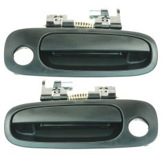 1998-02 Toyota Corolla Outside Door Handle Pair