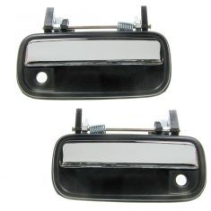 1989-95 Toyota Pickup Exterior Door Handle Pair