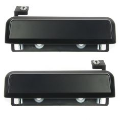 1984-93 Mustang Exterior Plastic Door Handle Pair