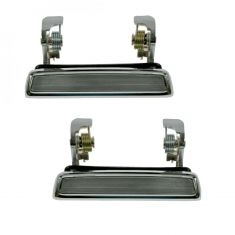 Door Handle OUTER PAIR