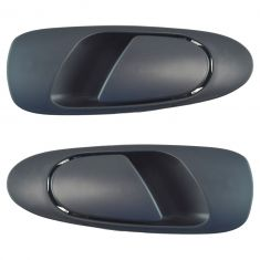 1992-95 Honda Civic Door Handle Exterior Rear Pair