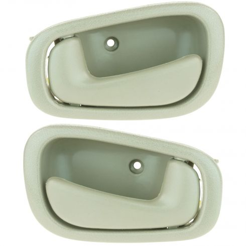 1998 02 Chevy Prizm Toyota Corolla Interior Door Handle Pair 1adhs00122 At 1a