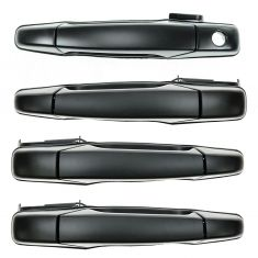 07-11 GM Full Size PU & SUV (PTM) Outside Door Handle Set of 4