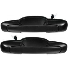 99-04 Chevy Tracker Outside Door Handle PAIR