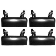 1995-97 Ford Explorer Ext Door Handle Set of 4