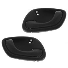 1999-04 Chevy Tracker Gray Inside Door Handle PAIR