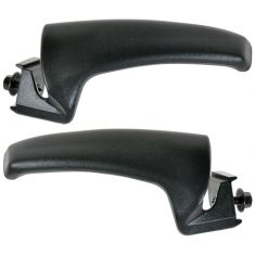 1994-01 Dodge Ram 1500; 94-02 2500, 3500 Inside Door Handle Front PAIR