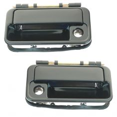 1989-94 Suzuki Swift GA, GL, GLX, Geo Metro; 89-91 Chev Sprint Outside Door Handle Front PAIR