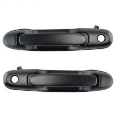 1998-03 Toyota Sienna Outside Front Door Handle Front PAIR