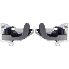 1995-99 Mitsubishi Eclipse Gray Inside Dr Handle PAIR