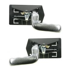 1999-07 GM Truck Chrome Inside Door Handle PAIR