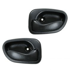 1995-99 Hyundai Accent Inside Door Handle PAIR