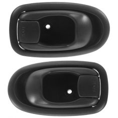 1996-00 Hyundai Elantra Inside Door Handle PAIR